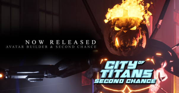 City of Titans Second Chance