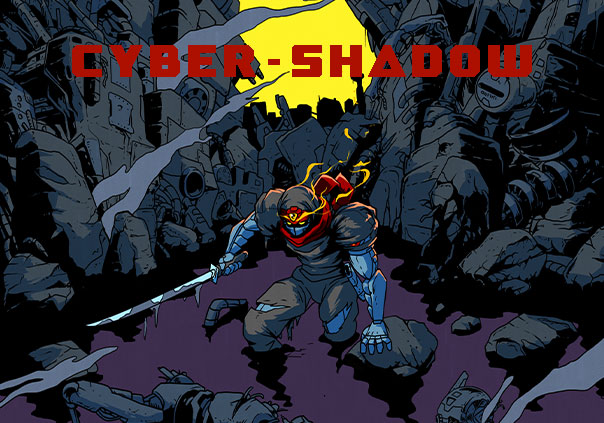 Cyber Shadow Profile Banner