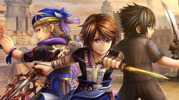 Dissidia Final Fantasy Opera Omnia Autumn Events