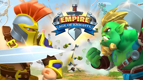 EMPIRE Age of Knights launch