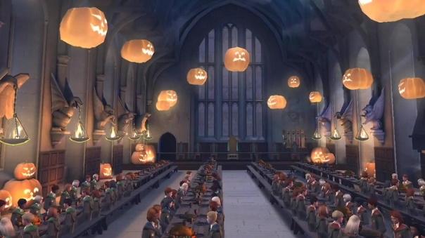Harry Potter Dark Arts