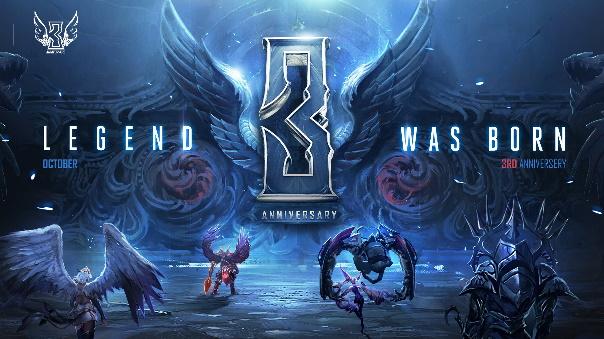 Legacy of Discord Third Anniversary