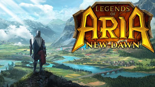 Legends of Aria New Dawn Update