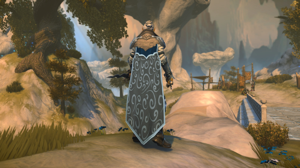Neverwinter Uprising Cloak