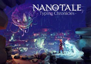 Nanotale - Typing Chronicles Game Profile Image