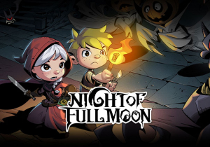 Night of the Full Moon Profile Banner