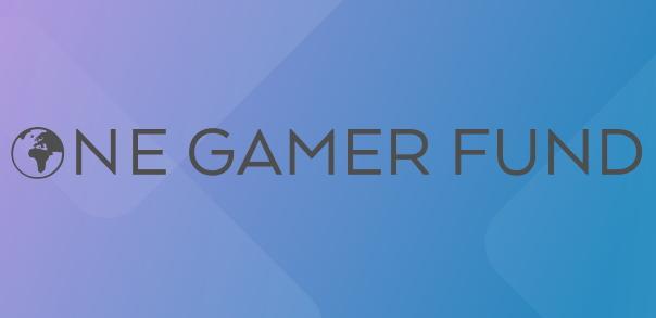 One Gamer Fund Header