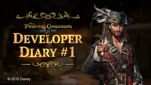 Pirates of the Caribbean Dev Diary 1