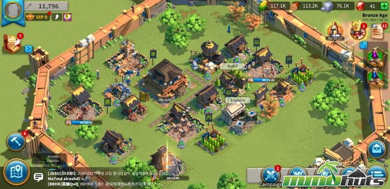 Rise of Kingdoms Review Screenshot