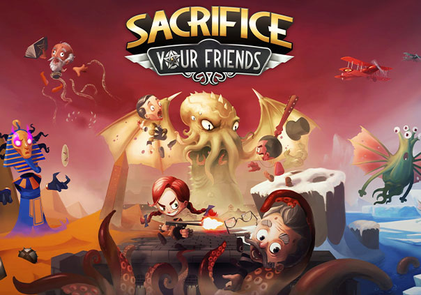 Sacrifice Your Friends Game Profile Image