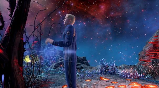 Star Trek Online Awakening Console