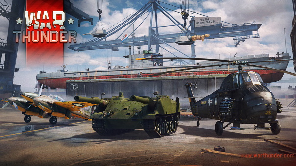 War Thunder Operation Shipyard