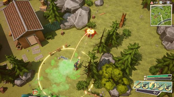 Watchers Battle Royale on Steam