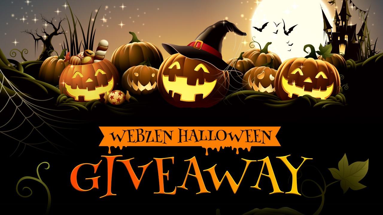 Webzen Halloween Banner