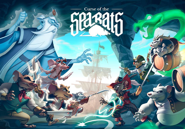 Curse of the Sea Rats Profile Banner