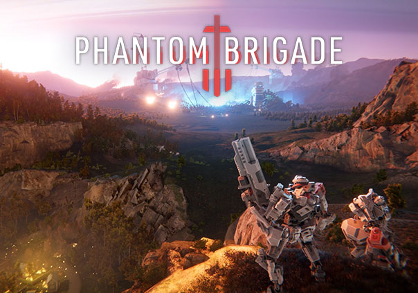 Phantom Brigade Game Profile Banner