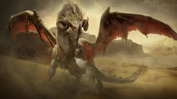 Black Desert PS4 Nouver
