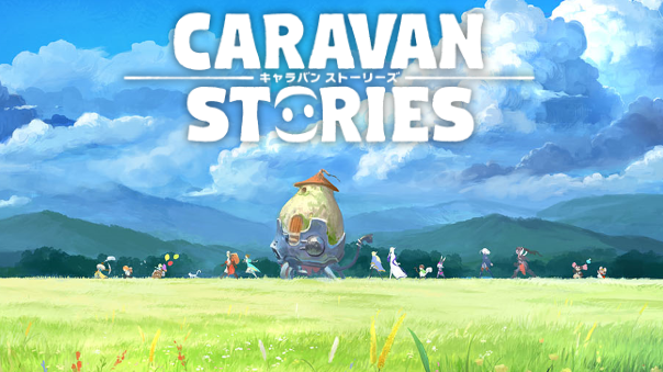 Caravan Stories Header