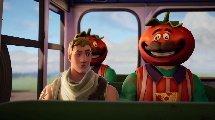 Fortnite Shorts - Bus Fulla Tomatoes thumbnail