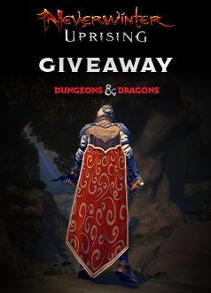 Neverwinter Uprising Couturier Giveaway Column