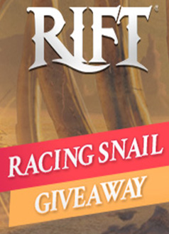 RIFT Racing Snail Giveaway Column