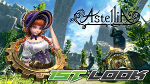 Colt takes a first look at Astellia Online!