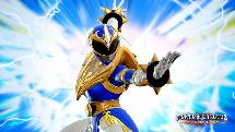 Chun-Li Morphs into Chun-Li Ranger