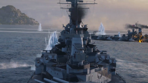 World of Warships Legends Cross Play