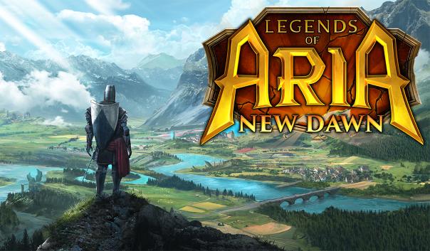 Legends of Aria New Dawn