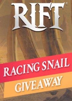 RIFT Racing Snail Giveaway Column