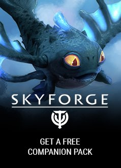 Skyforge Vigo Giveaway Column