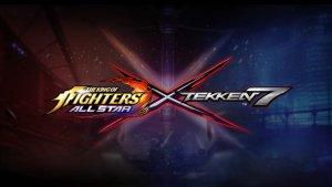 KOF All Star Tekken 7 Trailer