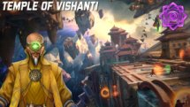Marvel Realm of Champions Temple of Vishanti