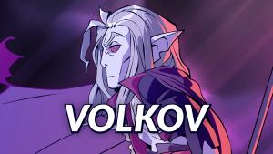 Brawlhalla Volkov