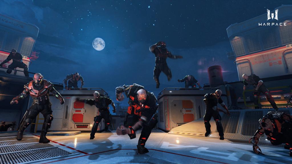 Warface Hydra Screenshot