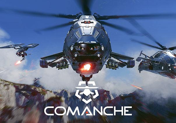 Comanche Game Profile Image