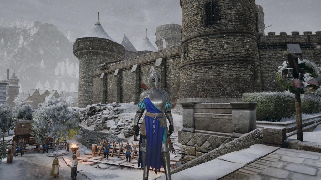 Conquerors Blade Paladin Attire Screenshot