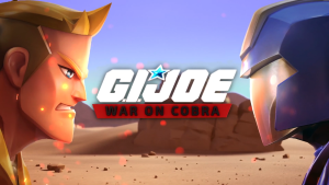 GI Joe War On Cobra
