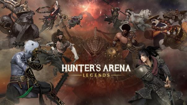 Hunters Arena 5v5 Closed Beta Test Banner