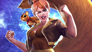 Marvel Contest Squirrel Girl