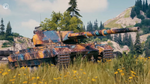 World of Tanks Dynasty Wars Trailer