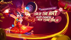 Conquer Online New Year Event Trailer