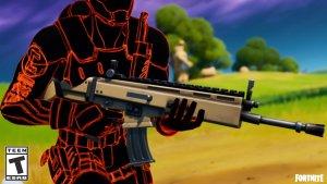 Fortnite Weapon Sidegrading