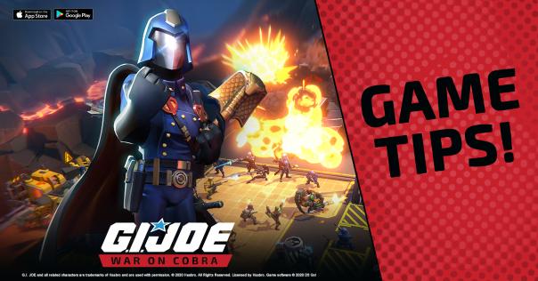 GI Joe War on Cobra Victory Tips - Cobra