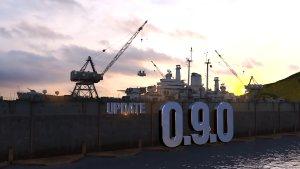 World of Warships 0.9.0