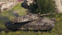 World of Tanks Update 1.8 Common Test