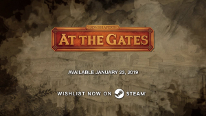 At The Gates Trailer