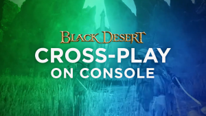 Black Desert Cross Play Console