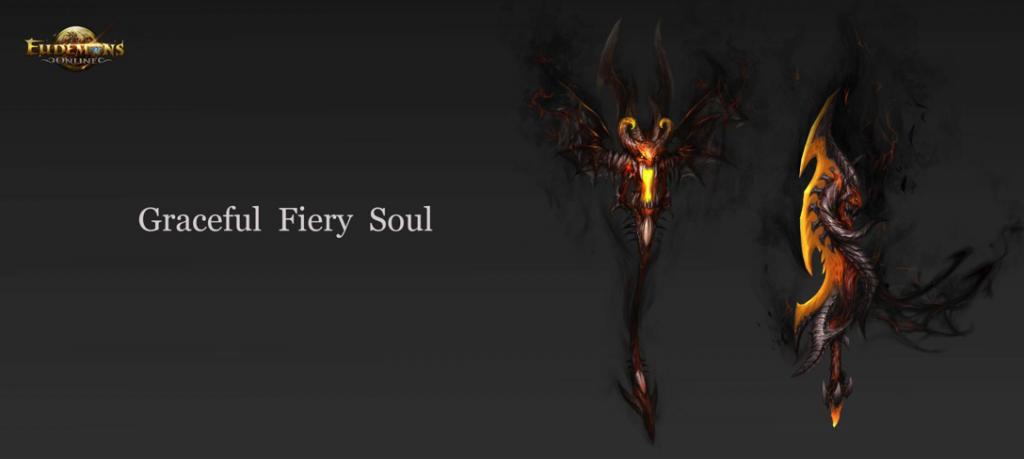 Graceful Fiery Soul