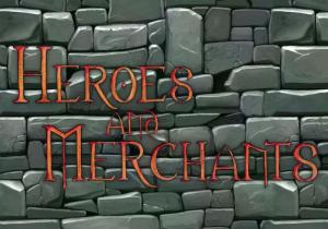Heroes and Merchants Banner